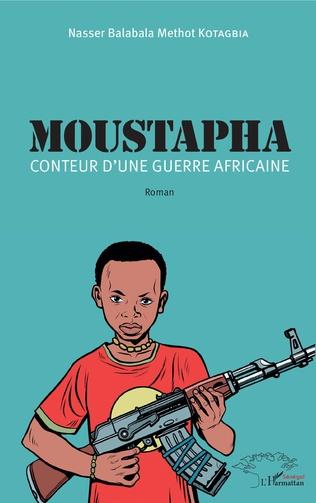 Couverture Moustapha