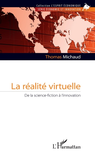 Couverture La réalité virtuelle