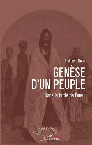 Couverture Genèse d'un Peuple