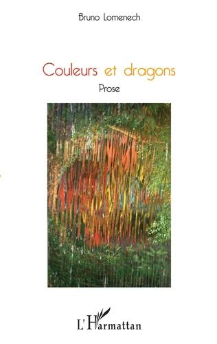 Couverture Couleurs et dragons