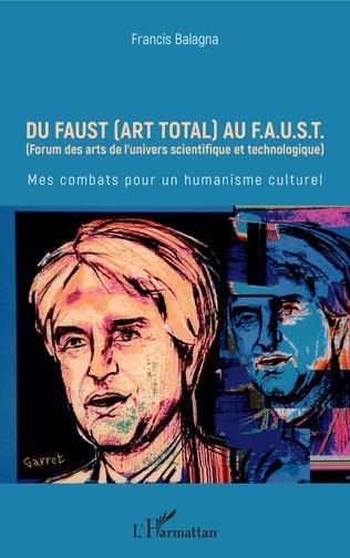 Couverture Du Faust (art total) au F.A.U.S.T
