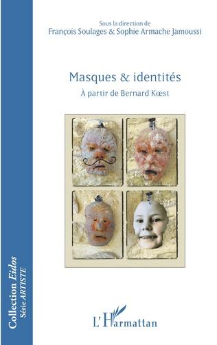 Couverture Masques et identités