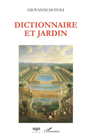 Couverture Dictionnaire et Jardin