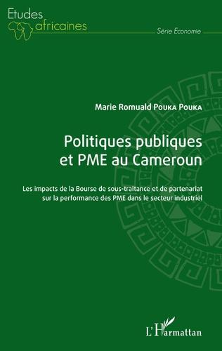 Couverture Politiques publiques et PME au Cameroun