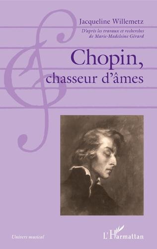 Couverture Chopin, chasseur d'âmes