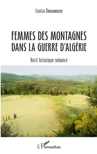 Couverture Femmes des montagnes dans la guerre d'Algérie