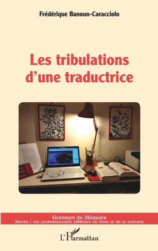 Couverture Les tribulations d'une traductrice