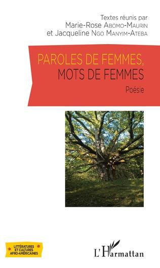 Couverture Paroles de femmes, mots de femmes