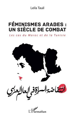 Couverture Féminismes arabes : un siècle de combat