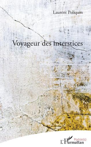 Couverture Voyageur des interstices