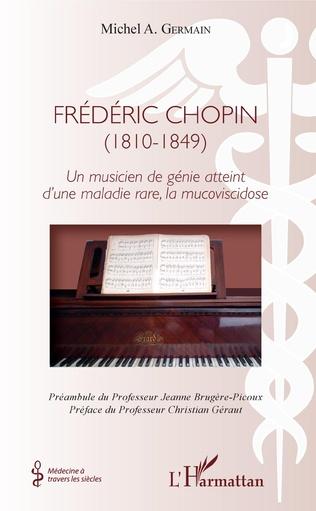 Couverture Frédéric Chopin (1810 - 1849)