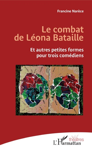 Couverture Le combat de Léona Bataille