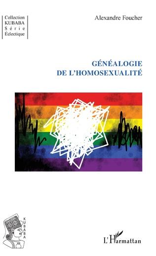 Couverture Généalogie de l'homosexualité