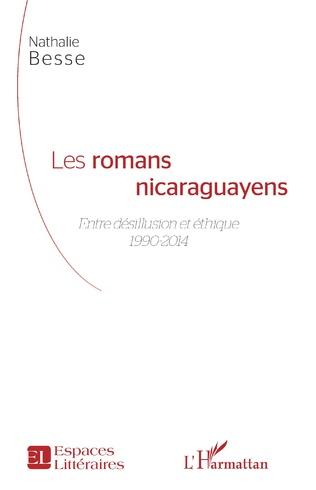 Couverture Les romans nicaraguayens