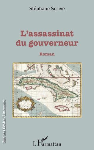 Couverture L'assassinat du gouverneur