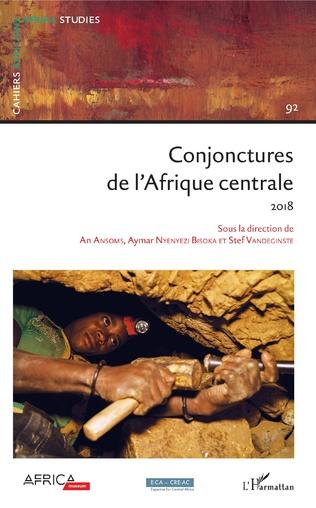 Couverture Conjonctures de l'Afrique centrale 2018