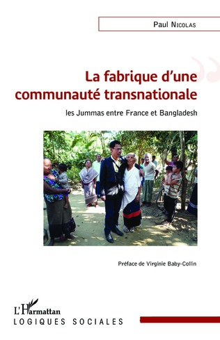Couverture La fabrique d'une communauté transnationale