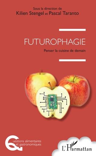 Couverture Futurophagie
