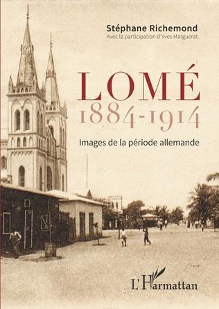 Couverture Lomé 1884-1914