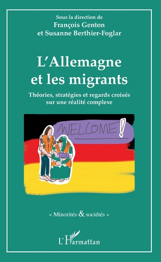 Couverture L'Allemagne et les migrants