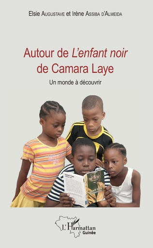 Couverture Autour de L'enfant noir de Camara Laye