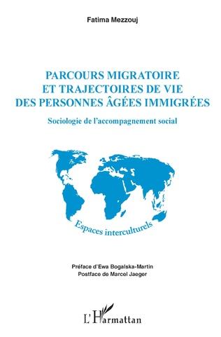 Couverture Parcours migratoire et trajectoires de vie des personnes âgées immigrées