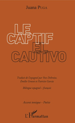 Couverture Le Captif / El Cautivo