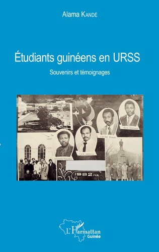 Couverture Etudiants guinéens en URSS