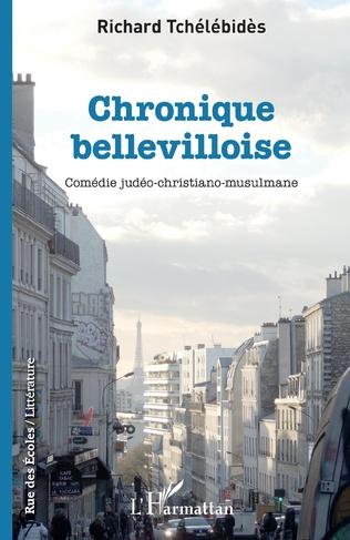 Couverture Chronique bellevilloise