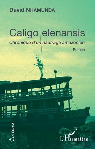 Couverture Caligo elenansis
