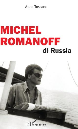 Couverture Michel Romanoff di Russia