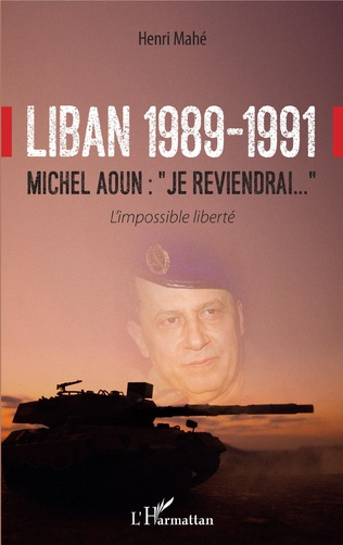 Couverture Liban 1989-1991