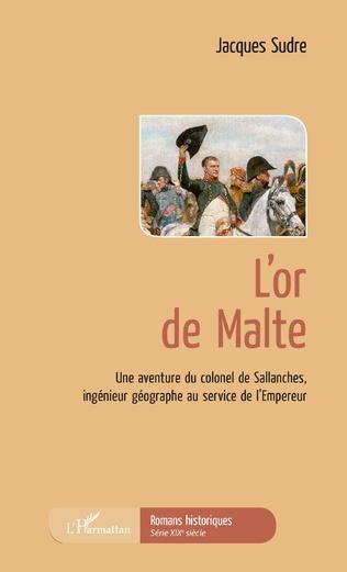 Couverture L'Or de Malte