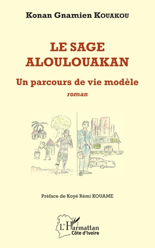 Couverture Le sage Aloulouakan