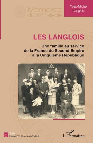 Couverture Les Langlois