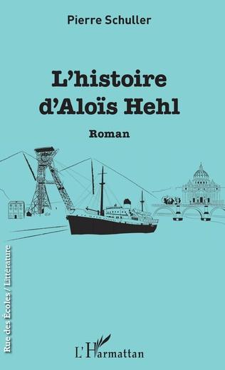 Couverture L'histoire d'Aloïs Hehl