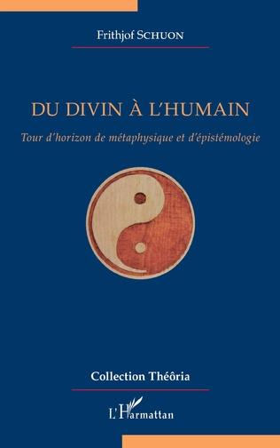 Couverture Du divin à l'humain