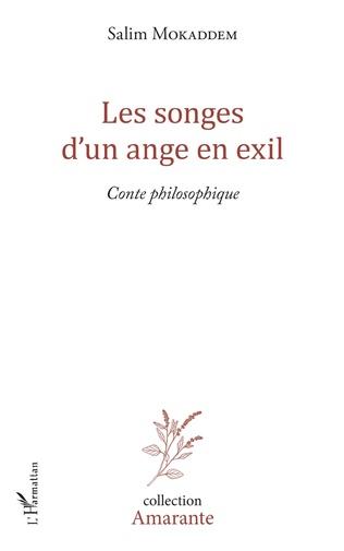 Couverture Les songes d'un ange en exil