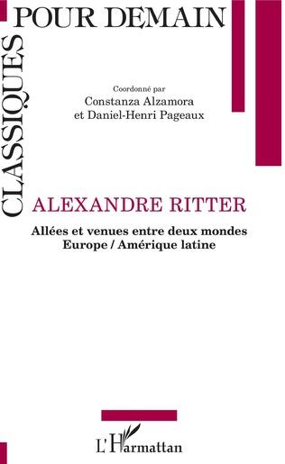 Couverture ALEXANDRE RITTER