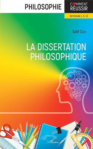 Couverture La dissertation philosophique