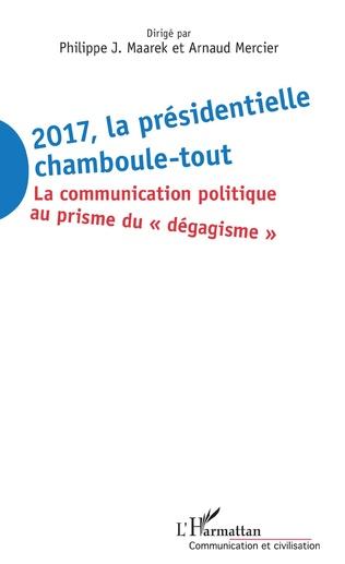 Couverture 2017 La présidentielle chamboule-tout