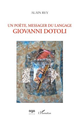 Couverture Un poète, messager du langage