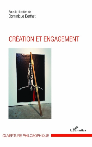 Couverture Création et engagement