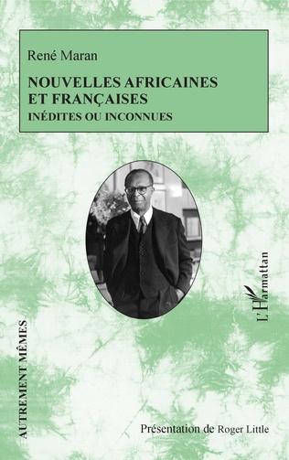 Couverture Nouvelles africaines et françaises