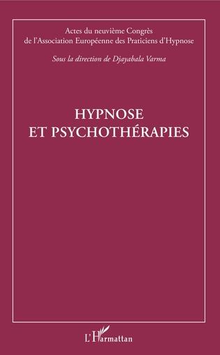 Couverture Hypnose et psychothérapies