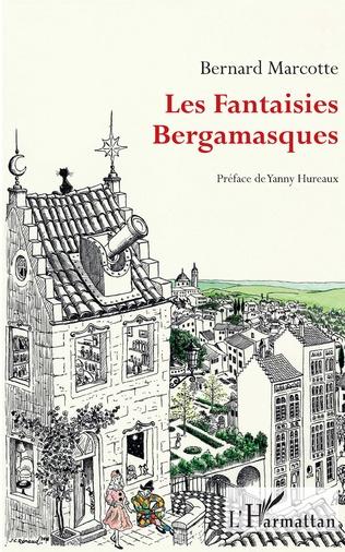 Couverture Les Fantaisies Bergamasques
