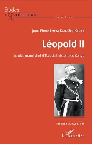 Couverture Léopold II Le plus grand chef d'Etat de l'histoire du Congo