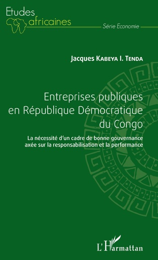 Couverture Entreprises publiques en République Démocratique du Congo
