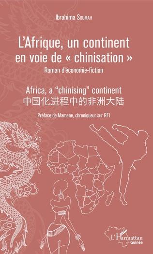 Couverture L'Afrique, un continent en voie de