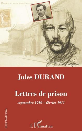 Couverture Jules Durand